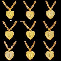 pendentifs initiales