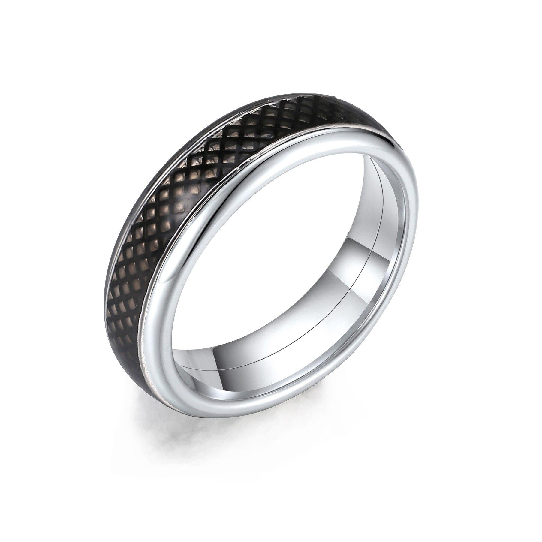 Cremo – bague Rock en acier inoxydable 2021 pour Femme, bague mystère noire, Bijoux interchangeables, Bijoux de doigt